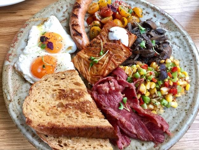 Common Big Breakfast
