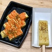 Japanese Style Omelette: Mentai Mayo & On The Stick