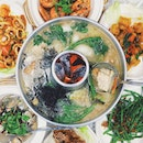 #AnythingAlsoEat - Nam Hwa Fish Steamboat  My favourite fish steam boat has expanded!