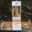 Wild Crayfish & Rocket Sandwich + Chicken Caesar & Bacon Baguette