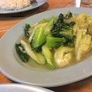 凊炒小白菜