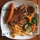 Buddy's Mixed Grill