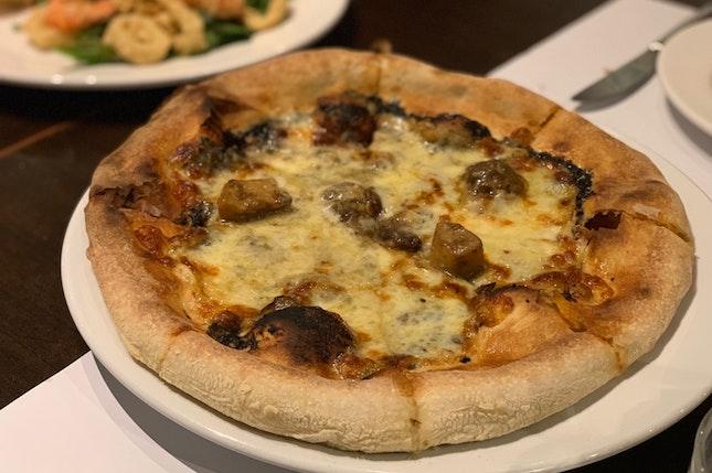Tartufata Pizza
