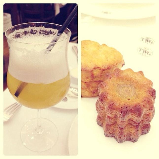 #twg #pastry #scones #tea #photooftheday #webstagram #instadaily #love
