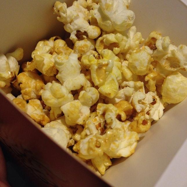 #yummy #popcorn #haidilao