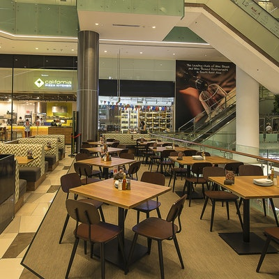 California Pizza Kitchen Burpple 56 Reviews Orchard