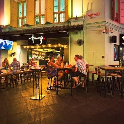 Harry S Clarke Quay Burpple 49 Reviews Clarke Quay Singapore