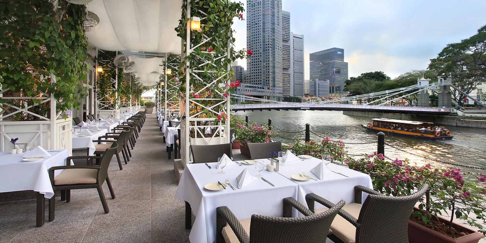 Town Restaurant Burpple 82 Reviews Raffles Place Singapore